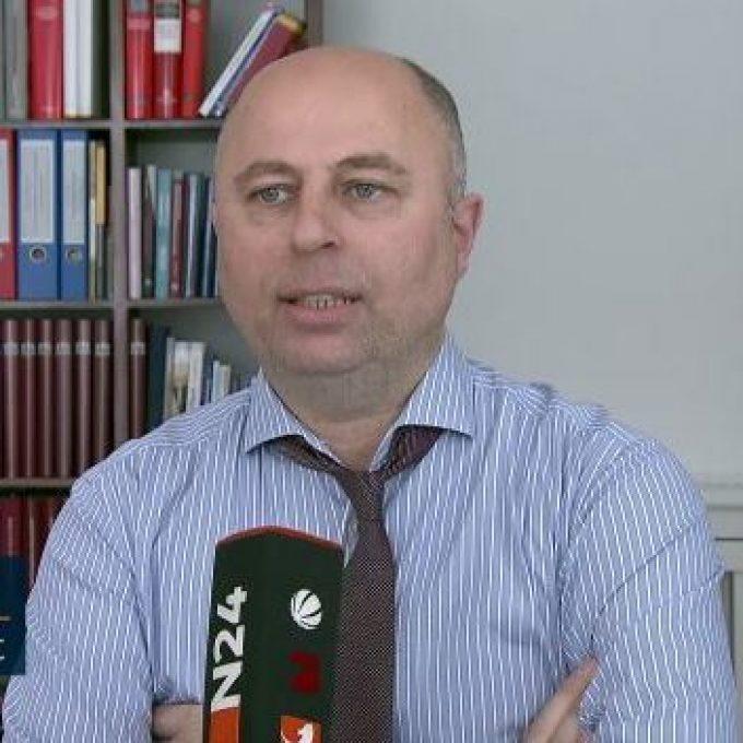 Gregor Samimi auf N24