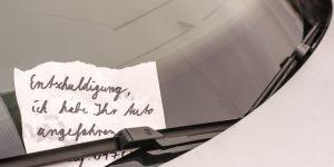 Fahrerflucht: Strafen und richtiges Verhalten
